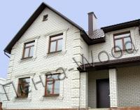 Дом с еовроокнами