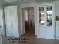 _Шкаф для одежды и витрина
