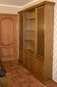 2 Книжный шкаф, дуб