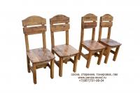 _стулья окрашенные
